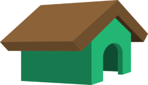 Dog, House